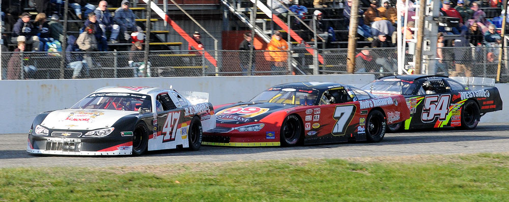 Johnny Clark Motorsports Pass 54